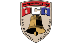 Porsche Club of America - San Gabriel Valley Region