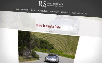 Road Scholars' RS Magazine shares the love
