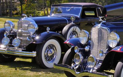 Atlanta Concours Offers VIP Package to Tie In With Charity Rally