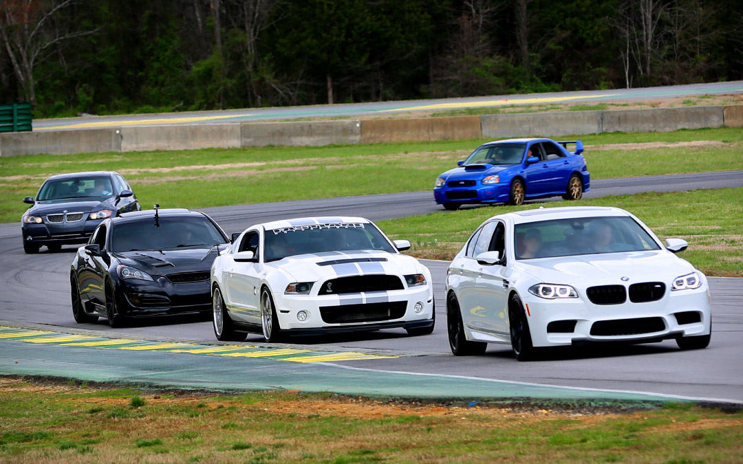 'Drive Toward A Cure Days' Take On Lunchtime Lapping