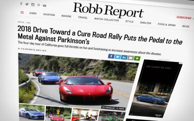Putting the Pedal to the Metal Against Parkinson's