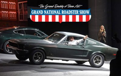 'Charity Of Choice' For 70th Grand National Roadster Show
