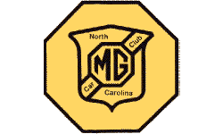 MG Club of North Carolina