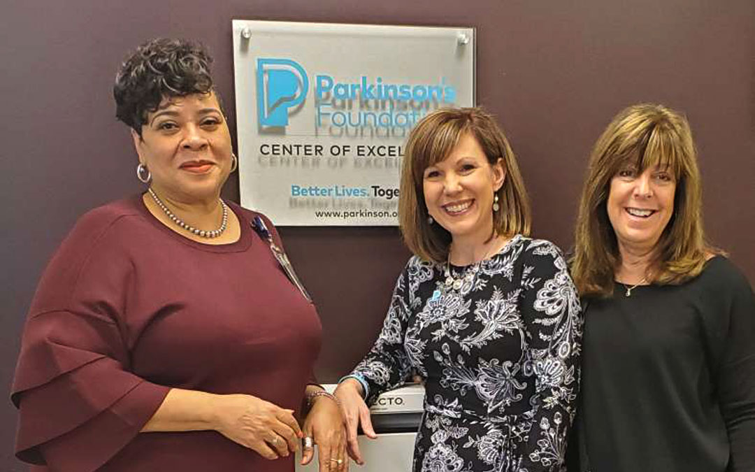 Drive Toward a Cure Teams with Parkinson's Foundation Centers of Excellence