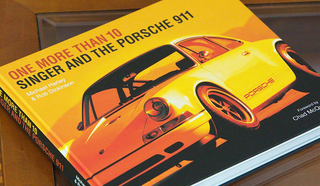 Singer Vehicle Design Supports Drive Toward A Cure With Autographed Book