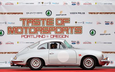 Taste of Motorsports Expands to AZ, Adding Fundraising Events
