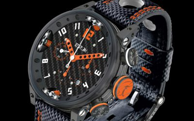 Drive Toward A Cure & BRM Chronographes: High Performance Isn't Just For Cars