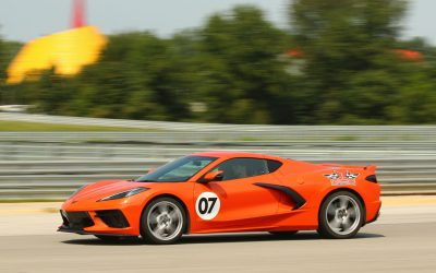 NCM Motorsports Park Takes A Lap For Parkinson's Disease
