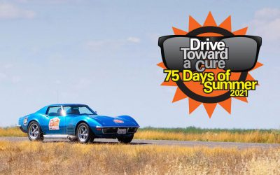 75 Days of Summer' – Make Every Mile Count for Parkinson's Disease